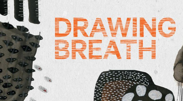 Drawing Breath visual