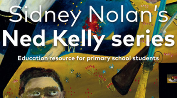 Ned Kelly series visual