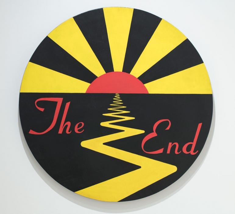 Tom Gibbons The End c1972.