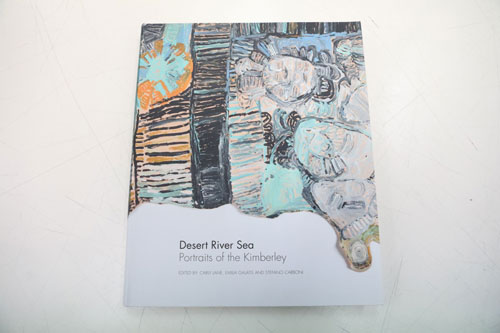 Desert River Sea publication cover