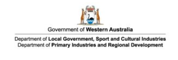 Government of WA logo