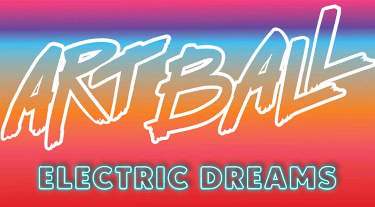 ARTBALL Electric Dreams graphic