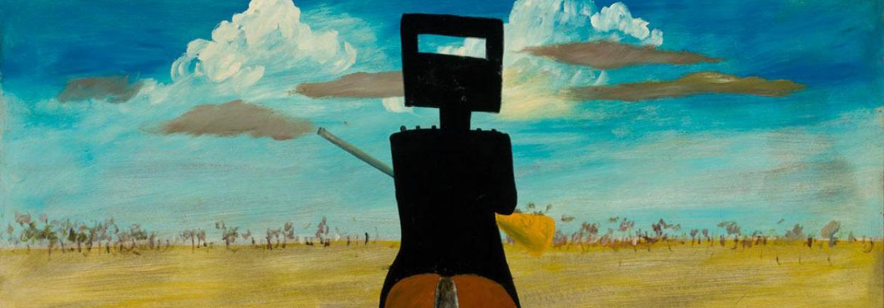Sidney Nolan Ned Kelly 1946
