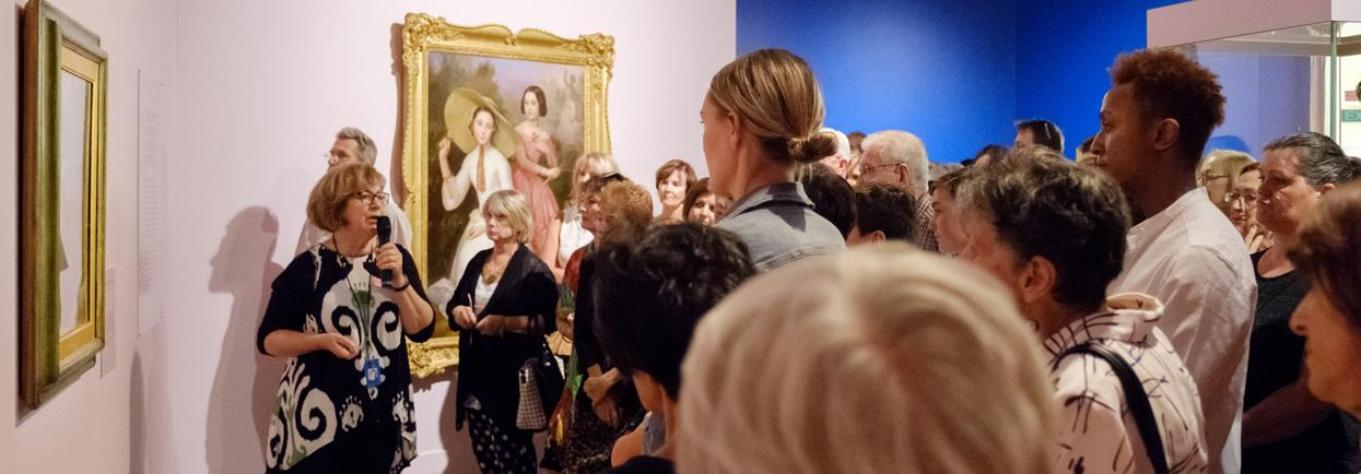 Guru Guided Tour of the Corsini Collection