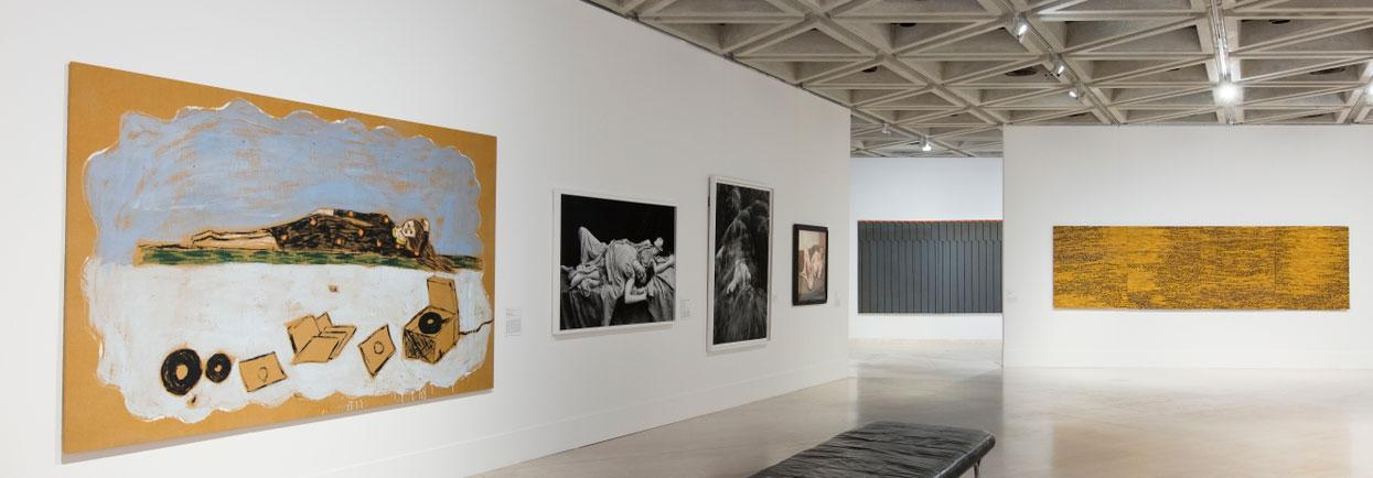AGWA installation view