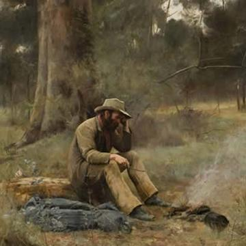 Fredrick McCubbin_Down on his luck